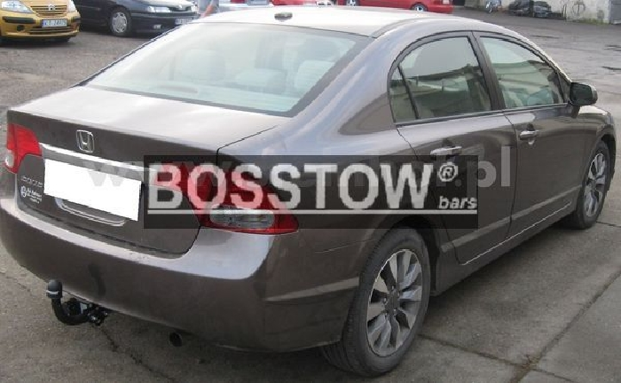 Honda-Civic - 4-türig Limousine - 2006-2009 feststehend (EN1136448)