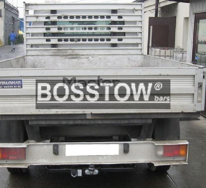 Opel-Movano - Pritsche - 1998-2003 feststehend (EN1136782)