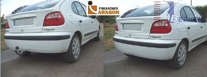 Renault-Megane - Fließheck, 3/ 5-türig - 1999-2002 horizontal (EN1142572AAV)